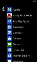 Nokia Lumia 620 - Internet - Internet browsing - Step 2