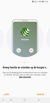 Samsung Galaxy A7 (2018) - Contactgegevens overzetten - delen via Bluetooth - Stap 4