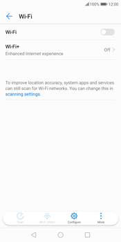 Huawei P Smart - Wi-Fi - Connect to a Wi-Fi network - Step 6