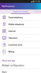 Samsung I9195 Galaxy S IV Mini LTE - Applications - MyProximus - Step 24