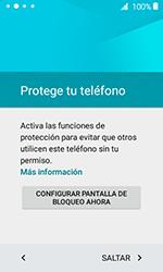 Samsung Galaxy J1 (2016) (J120) - Primeros pasos - Activar el equipo - Paso 12