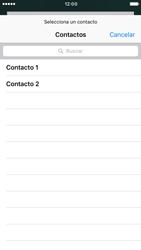 Apple iPhone 6 iOS 10 - E-mail - Escribir y enviar un correo electrónico - Paso 5