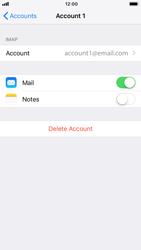 Apple iPhone 6 - iOS 12 - E-mail - Manual configuration - Step 18