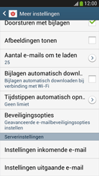 Samsung I9195 Galaxy S IV Mini LTE - E-mail - Instellingen KPNMail controleren - Stap 10