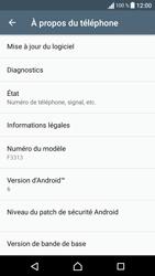 Sony Sony Xperia E5 (F3313) - Appareil - Mises à jour - Étape 6