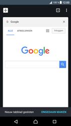 Sony Xperia XA1 (G3121) - Internet - Hoe te internetten - Stap 18