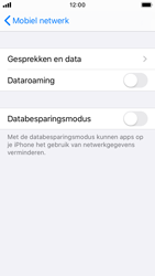 Apple iPhone SE - iOS 13 - Buitenland - Internet in het buitenland - Stap 6