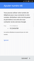 Samsung Samsung G925 Galaxy S6 Edge (Android M) - Applications - Créer un compte - Étape 14