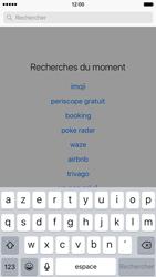 Apple iPhone 6 iOS 9 - WhatsApp - Télécharger WhatsApp - Étape 5