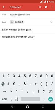 Nokia 5.1 - E-mail - e-mail versturen - Stap 8