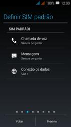 Huawei Y3 - Primeiros passos - Como ativar seu aparelho - Etapa 9