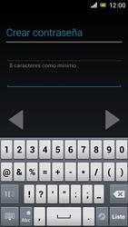 Sony Xperia J - Aplicaciones - Tienda de aplicaciones - Paso 11