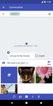 Google Pixel 2 XL - Mms - Sending a picture message - Step 11