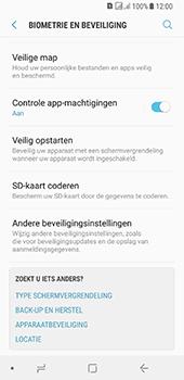 Samsung galaxy-a8-2018-sm-a530f-android-oreo - Beveiliging en ouderlijk toezicht - Hoe wijzig ik mijn SIM PIN-code - Stap 5