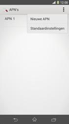 Sony Xperia Z1 4G (C6903) - Internet - Handmatig instellen - Stap 9