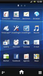 Sony Ericsson Xperia Ray - Internet - Handmatig instellen - Stap 13