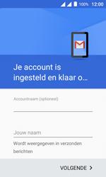 Alcatel Pixi 4 (4) - E-mail - Handmatig instellen - Stap 22