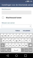 LG K4 - E-mail - Handmatig instellen - Stap 13
