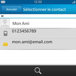 BlackBerry Q5 - MMS - envoi d'images - Étape 6