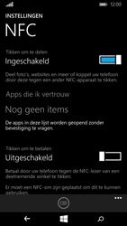 Microsoft Lumia 640 (Type RM-1072) - NFC - NFC activeren - Stap 6