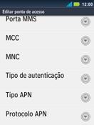 Motorola Master XT605 - Internet (APN) - Como configurar a internet do seu aparelho (APN Nextel) - Etapa 11