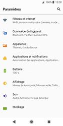 Sony Xperia XZ2 Compact - Wi-Fi - Accéder au réseau Wi-Fi - Étape 4