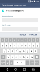 LG LG K8 - E-mails - Ajouter ou modifier un compte e-mail - Étape 16