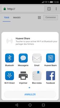 Huawei Mate 9 - Internet - Navigation sur internet - Étape 20