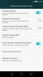 Huawei Ascend G7 - Internet - configuration manuelle - Étape 7