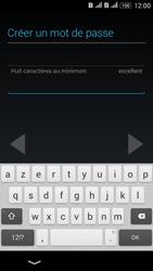 Sony Xperia E4g - Premiers pas - Créer un compte - Étape 17