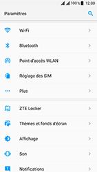 ZTE Blade V8 - Réseau - Activer 4G/LTE - Étape 3