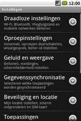 Samsung I7500 Galaxy - Voicemail - handmatig instellen - Stap 4