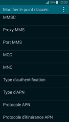 Samsung G850F Galaxy Alpha - Internet - Configuration manuelle - Étape 11