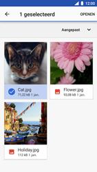 Nokia 5 - Android Oreo - MMS - hoe te versturen - Stap 16