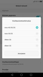 Huawei Huawei P9 Lite - Netwerk - Wijzig netwerkmodus - Stap 7
