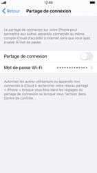 Apple iPhone 6s - iOS 13 - Internet - comment configurer un point d'accès mobile - Étape 6