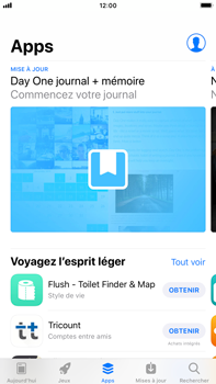 Apple iPhone 7 Plus - iOS 12 - Applications - Télécharger des applications - Étape 7