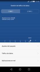 Huawei Huawei Y6 - Internet - Ver uso de datos - Paso 8