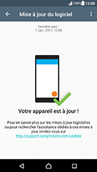 Sony Xperia XA (F3111) - Android Nougat - Appareil - Mises à jour - Étape 7