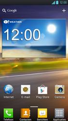 LG P880 Optimus 4X HD - E-mail - hoe te versturen - Stap 1