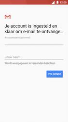 Nokia 3 - E-mail - Handmatig instellen - Stap 20