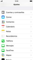Apple iPhone 5s - iOS 11 - E-mail - Configurar correo electrónico - Paso 3