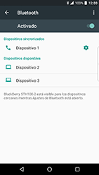 BlackBerry DTEK 50 - Bluetooth - Conectar dispositivos a través de Bluetooth - Paso 8