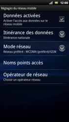 Sony Ericsson Xperia Play - Mms - Configuration manuelle - Étape 6