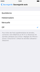 Apple iPhone 6 iOS 9 - WhatsApp - Sauvegarder les discussions WhatsApp - Étape 8