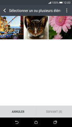 HTC Desire 626 - E-mails - Envoyer un e-mail - Étape 16