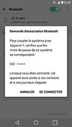 LG X Cam - WiFi et Bluetooth - Jumeler votre téléphone avec un accessoire bluetooth - Étape 6