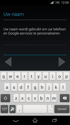 Sony D5803 Xperia Z3 Compact - Applicaties - Account aanmaken - Stap 6
