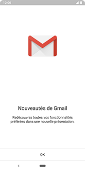 Google Pixel 3 - E-mail - 032c. Email wizard - Outlook - Étape 4