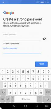 Huawei P20 Lite - Applications - Create an account - Step 12